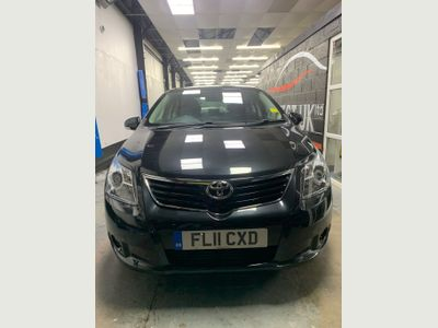 Toyota Avensis Saloon 1.8 V-Matic TR M-Drive S 4dr
