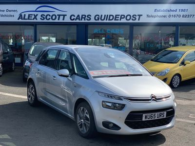 CITROEN C4 PICASSO MPV 1.6 BlueHDi Exclusive (s/s) 5dr