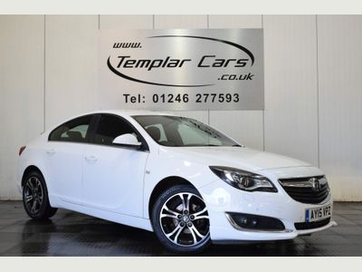 Vauxhall Insignia Hatchback 1.4 i Limited Edition (s/s) 5dr