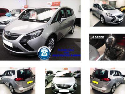 Vauxhall Zafira Tourer MPV 2.0 CDTi ecoFLEX 16v SE (s/s) 5dr