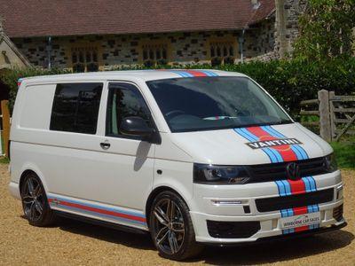 Volkswagen Transporter Unlisted 2.0 TDI T32 Kombi SWB Sportline styling