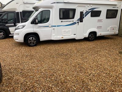 Elddis Autoquest 196 Coach Built COMPASS CHOICE OF 3 DELIVERY POSSIBLE