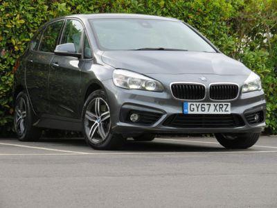 BMW 2 Series Active Tourer MPV 1.5 225xe 7.6kWh Sport Active Tourer Auto 4WD (s/s) 5dr