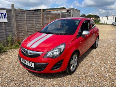 Vauxhall Corsa Hatchback 1.0 i ecoFLEX 12v Sting 3dr (a/c)
