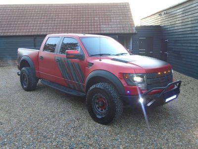 Ford F150 Pickup RAPTOR 6.2 650 Bhp