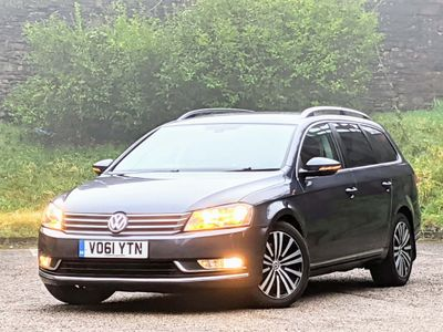 Volkswagen Passat Estate 2.0 TDI BlueMotion Tech Sport 5dr