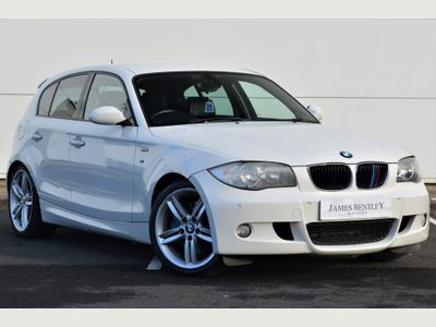 BMW 1 Series Hatchback 2.0 123d M Sport 5dr