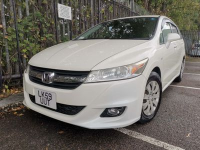 Honda Stream MPV 2010 HONDA STREAM 7 SEATS 1.8 AUTOMATIC