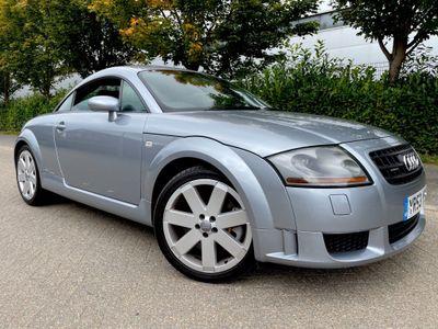 Audi TT Coupe 3.2 DSG quattro 2dr