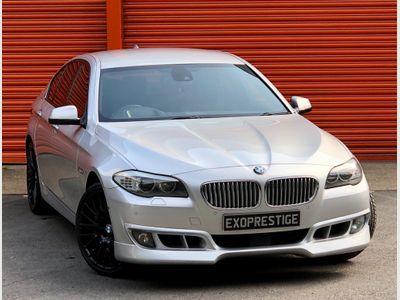 BMW 5 Series Saloon 4.4 550i V8 SE 4dr