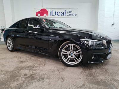 BMW 4 Series Gran Coupe Saloon 3.0 430d M Sport Gran Coupe Auto (s/s) 5dr