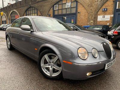 Jaguar S-Type Saloon 3.0 V6 SE 4dr