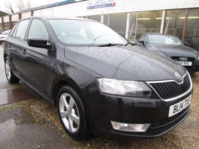 SKODA Rapid Spaceback Hatchback 1.2 TSI Elegance Spaceback 5dr