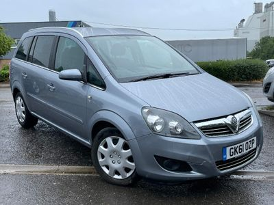 Vauxhall Zafira MPV 1.8 16V Excite 5dr