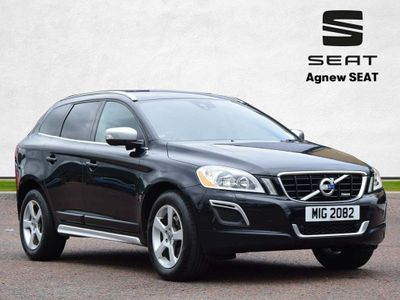 Volvo XC60 SUV 2.0 D4 R-Design Nav Geartronic 5dr