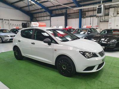 SEAT Ibiza Hatchback 1.2 TDI Ecomotive CR S 5dr (a/c)