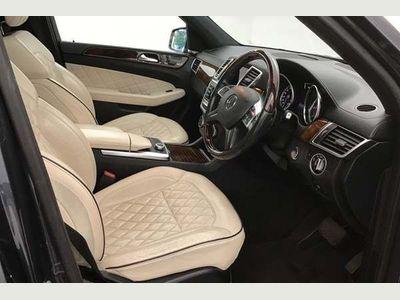 Mercedes-Benz GL Class SUV 3.0 GL350 CDI BlueTEC AMG Sport 7G-Tronic Plus 4x4 5dr