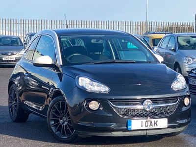Vauxhall ADAM Hatchback 1.4i GLAM 3dr