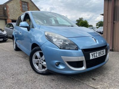 Renault Scenic MPV 1.4 TCe TomTom Edition 5dr (Tom Tom)