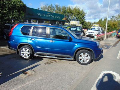 Nissan X-Trail SUV 2.0 dCi Aventura 5dr