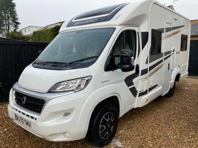 Swift Escape 664 Coach Built DELIVERY POSSIBLE 4 BELTS 4 BERTH