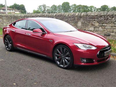 Tesla Model S Hatchback E P85D CVT 4x4 5dr (Nav)