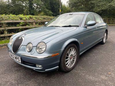 Jaguar S-Type Saloon 4.2 V8 SE 4dr