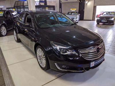 Vauxhall Insignia Hatchback 1.8 i VVT Design 5dr