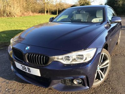 BMW 4 Series Gran Coupe Saloon 3.0 435d M Sport Gran Coupe Sport Auto xDrive (s/s) 5dr
