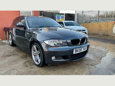 BMW 1 Series Hatchback 2.0 118i M Sport Auto 5dr