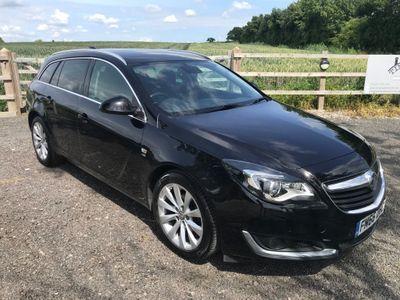Vauxhall Insignia Estate 1.6 CDTi ecoFLEX Elite Nav Sport Tourer (s/s) 5dr