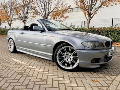 BMW 3 Series Convertible 2.2 320Ci Sport Auto 2dr