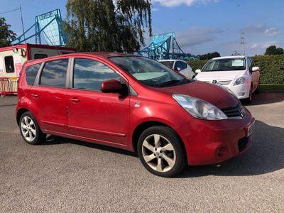 Nissan Note Hatchback 1.5 dCi n-tec 5dr