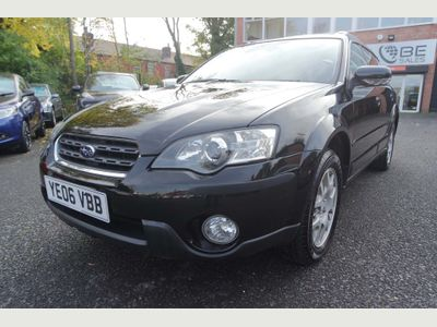 Subaru Outback Estate 2.5 S 5dr