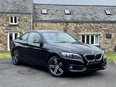 BMW 2 Series Coupe 1.5 218i GPF Sport Auto (s/s) 2dr