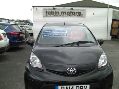 Toyota AYGO Hatchback 1.0 VVT-i Move Multimode 5dr