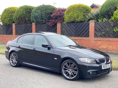 BMW 3 Series Saloon 2.0 320d Sport Plus Edition 4dr