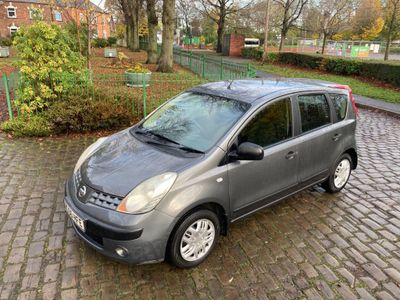 Nissan Note Hatchback visia