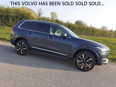 Volvo XC90 SUV 2.0h T8 Twin Engine 10.4kWh Inscription Pro Auto 4WD (s/s) 5dr
