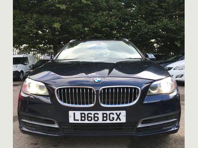 BMW 5 Series Estate 2.0 520i SE Touring 5dr