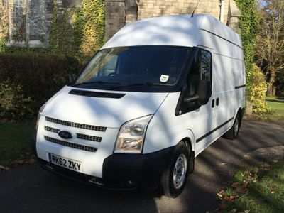 Ford Transit Panel Van 2.2 TDCi 280 M Trend High Roof 3dr (EU5, MWB)