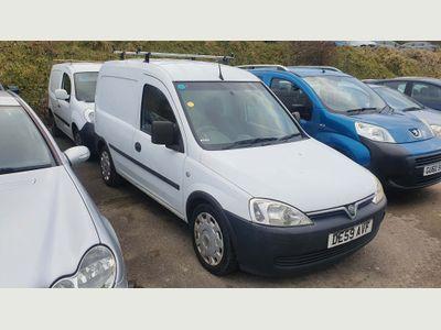 Vauxhall Combo Panel Van 1.7 CDTi 1700 16v Panel Van 3dr
