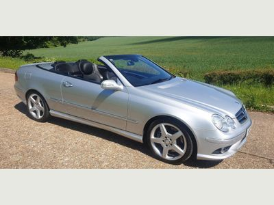 Mercedes-Benz CLK Convertible