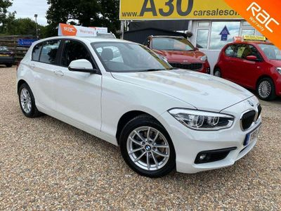 BMW 1 Series Hatchback 1.5 118i SE Business Sports Hatch Auto (s/s) 5dr