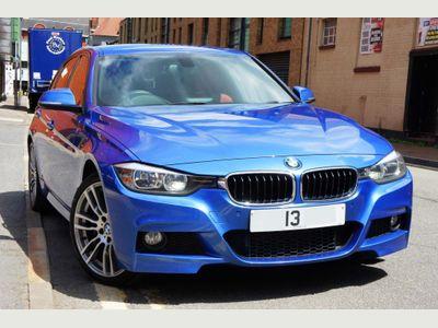 BMW 3 Series Saloon 3.0 330d BluePerformance M Sport Sport Auto xDrive (s/s) 4dr