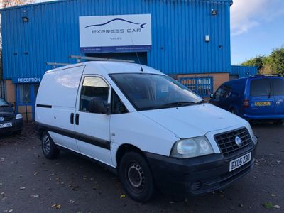 Fiat Scudo Unlisted 1.9 D Panel Van 5dr
