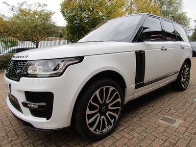 Land Rover Range Rover SUV 5.0 V8 S/CH SVO BODY KIT FITTED 5 DR