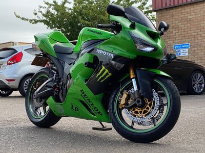 Kawasaki ZX-6R Super Sports 636 Ninja