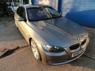 BMW 3 Series Coupe 3.0 335i SE 2dr