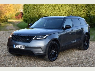 Land Rover Range Rover Velar SUV 3.0 P380 HSE Auto 4WD (s/s) 5dr